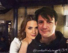 Selfie with Stana