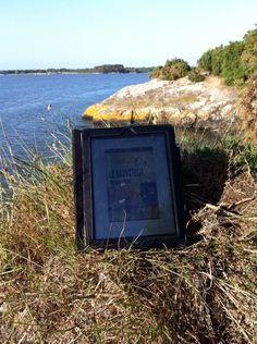 Le Sauveteur' dans le golfe du Morbihan. Merci à Céline.