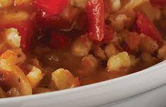 Barley Jambalaya - What's Cooking? USDA Mixing Bowl #MyPlate