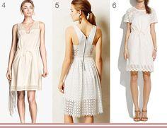 The Perfect Spring/Summer Dress Anthropologie - Lila Eyelet Dress Eyelet Dress, Dress Skirt, Lace Dress, Eyelet Lace, Shirt Dress, Dress Outfits, Fashion Dresses, Frack, Little White Dresses
