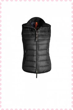 Personally Celebrities Bear Parajumpers Vert Leather Vest | Fashion | Pinterest