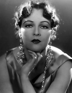 Jacqueline Logan, Silent movie actress