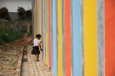 Tongjiang Recycled Brick School, Jiangxi, 2012