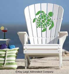 Coastal Adirondack Chairs: http://www.completely-coastal.com/2009/07/adirondack-chair-from-mountains-to.html