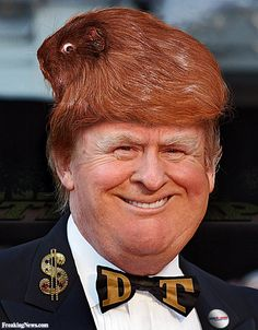 donald trump bad hair - Google Search