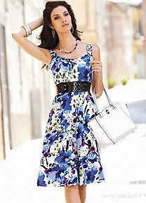 Good wedding guest dress for early summer