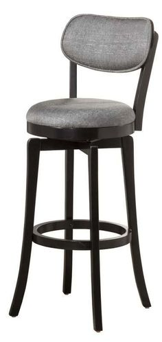Hillsdale Furniture 4037-831 Sloan Swivel Bar Stool