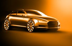 Audi Crossover Sketch
