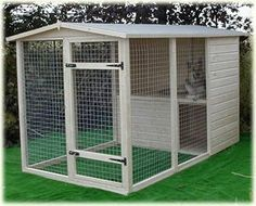 dog run.jpg (300×242) - we need this for our pups but maybe a touch bigger