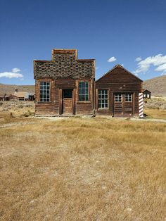 Where to go in the coolest ghost town: Bodie, California