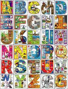 Educational materials in Spanish and English for the dual language classroom. Dual Language Classroom, Bilingual Classroom, Bilingual Education, Spanish Classroom, Preschool Spanish, Teaching Spanish, Spanish Alphabet, Learning Time, Learning Letters