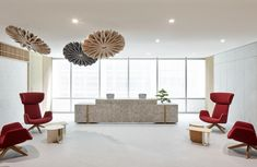 FRAME | How Japanese values, Emirati culture and data-driven design come together in this LEED-certified Dubai office