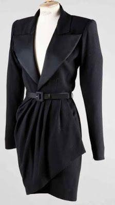 Satchel  Vintage Haute-Couture Auction October 14Montana for Lanvin Vintage  Šaty a32eecf6ac2