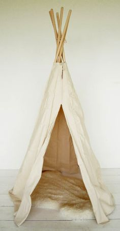 tipi /fort idea...hoping to accomplish today in my loves room:)