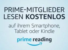 "Amazon: ""Prime Reading"" liefert eBooks und Magazine zum Nulltarif https://www.discountfan.de/artikel/lesen_und_probe-abos/amazon-prime-reading-liefert-ebooks-und-magazine-zum-nulltarif.php Mit ""Prime Reading"" stockt Amazon das Angebot für seine zahlende Kundschaft weiter auf: Ab sofort gibt es Zeitschriften und Bücher in digitaler Form zum Nulltarif. Wir haben das Angebot getestet.  Amazon: ""Prime Reading"" liefert eBooks und Magazine zum Nullt"