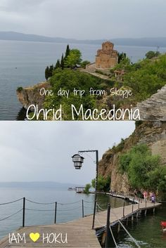 Ohrid Macedonia #matkalake #nature #macedonia #hokutips #trip #travel #inspiration #onedaytrip #skopje #ohrid One Day Trip, Macedonia, Travel Inspiration, Beach, Water, Outdoor, Water Water, Aqua, Outdoors