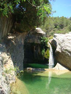 TOLL DE L'OLLA A FARENA  Alt Camp Tarragona   Catalonia