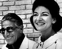 Aristoteles Onassis & Maria Callas