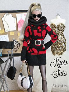 Model Kyori