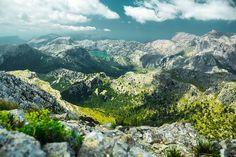 Wir wollen wieder in die Berge! Wandern im Mallorca Tramuntana Gebirge.