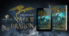 New Release out now by Thomas Drinkard Nate and the Dragon (Warlock & Dragon Series - BOOK The first of Dragon Series, Book Press, Custom Book, Ebook Cover, Amazon Kindle, Paradox, Book Cover Design, Book 1, Type 3