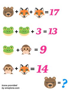 Did you know learning math could be this fun? Math For Kids, Fun Math, Math Games, Logic Math, Math Humor, Reto Mental, Iq Puzzle, Math Genius, Math Talk