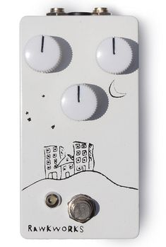 Boutique Handmade Guitar Pedals by RawkWorks | Light OD Klon Centaur Klone.  Supposedly one of the best. $175