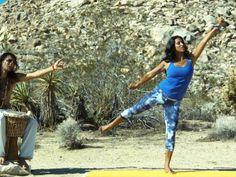 Goddess Sita: Dance of Virtue Pilates & Dance Video with Hemalayaa Behl