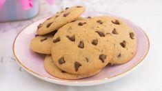 Cookies con chips de chocolate - Receta - María Lunarillos | tienda & blog