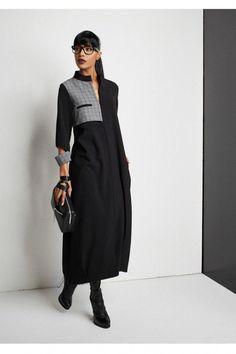 Oblique Creations, Ready-To-Wear, Москва Muslim Fashion, Modest Fashion, Hijab Fashion, Fashion Dresses, Look Fashion, Womens Fashion, Fashion Tips, Fashion Design, Fashion Trends