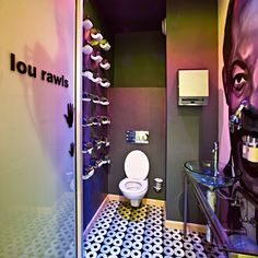 Lou Rawls - when you can't pick just one. Cape Town Hotels, Ice Hotel, Fire And Ice, Canning, Mirror, Bathroom, Design, Home Decor, Ideas