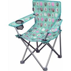 Ozark Trail Kids Durable Steel Frame Chair with A BuiltIn Cup Holder Racoon -- Check this awesome product by going to the link at the image. (This is an affiliate link) Kids Outdoor Furniture, Cheap Modern Furniture, Camping Furniture, Colorful Furniture, Kids Furniture, Office Furniture, Rustic Furniture, Bedroom Furniture, Antique Furniture
