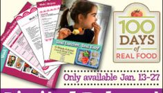 6-Week School Lunch Meal Plan for Sale (for 2 weeks only)!