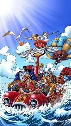 One Piece Crew, Watch One Piece, One Piece World, Anime One, One Piece Anime, Anime Manga, Dope Wallpapers, Animes Wallpapers, Sword Art Online