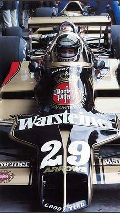 Arrows A1 1979 R. Patrese Grand Prix, Automobile, Formula 1 Car, Classic Motors, F1 Racing, Monaco, Indy Cars, Car Humor, Vintage Racing