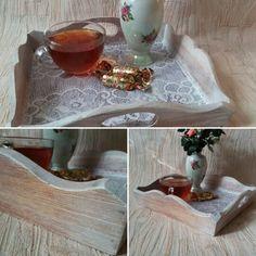Поднос для утреннего чая