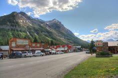 Cooke City, Montana - Population 140