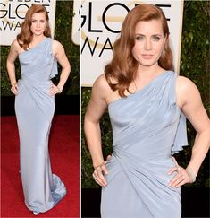 Golden Globe 2015: Amy Adams - Fashionismo