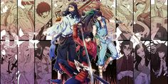 The 10 Most Promising Anime Airing This Fall, 'Drifters' To 'Ajin'