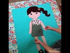 paperdollblanket.com - YouTube