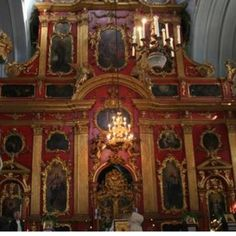 Iconstasis, St Andrews, Kiev.