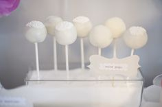 To do: Adoreable toothpick signs for dessert table at engagement party!