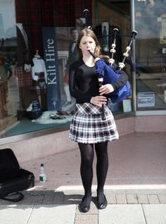 I will learn to play bagpipes. Small Planet, The Bonnie, West Coast, Scotland, Tourist Spots, Britain, Play, Google Search, Women