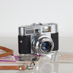35mm Voigtlander Vitomatic II now featured on Fab.