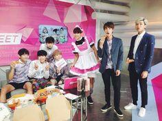BTS ft maid Jimin