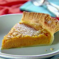 Sweet Potato Pie - Trisha Yearwood @keyingredient #pie