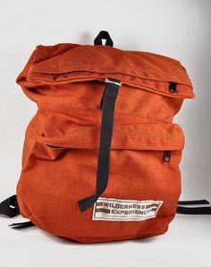 My favorite old backpack