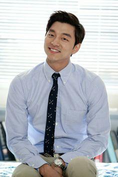 Gong Yoo   공유   Gong Ji Chul   공지철 in Big #gongyoo #gongyoo2012 #gongyoobig #big #gongjichul