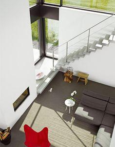 Tapijt Desso Airmaster voor een moderne woonstjl. Inspiratie voor #modern #interieur. #contempory #interior.
