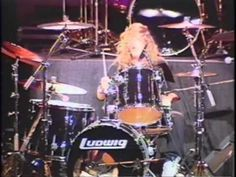 "Tribute to John Bonham - Blas Elias ""Good Times Bad Times"""